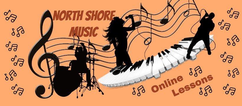 North Shore Music Facebook Cover